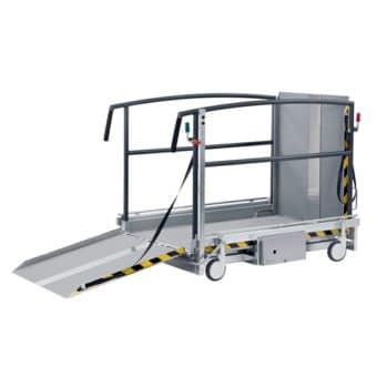 Stepless Lifting Platform LP11