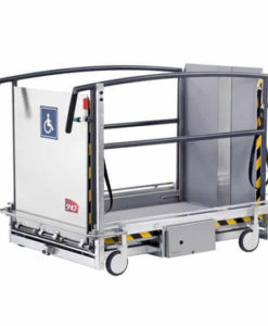 Stepless Lifting Platform LP11