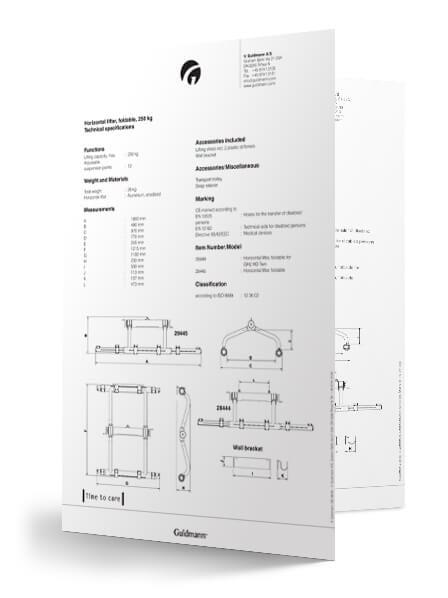 datasheet horizontal lifting Horizontal Lifting