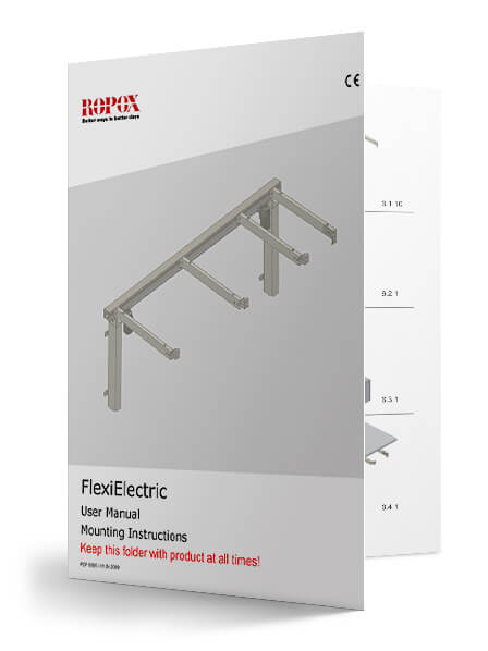 flexi electric KitFrame Flexi (Benchtops)