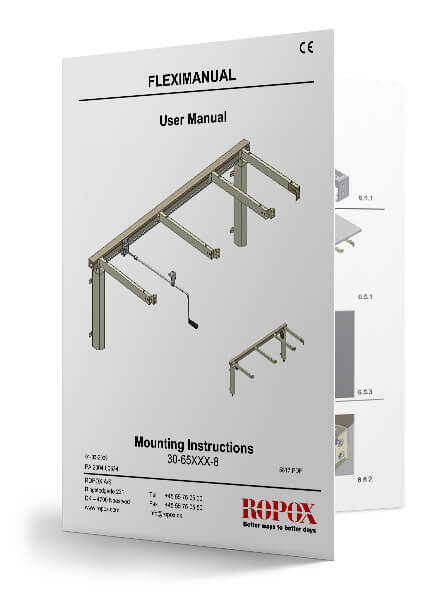 flexi manual KitFrame Flexi (Benchtops)