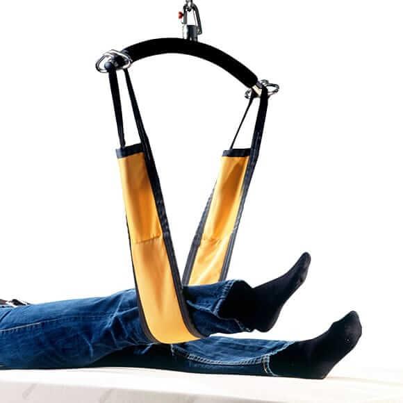 leg sling 2 Long Term Care   Nursing Homes