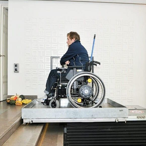 lifting platform lp50h 1 Long Term Care