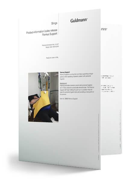 panus support manual Bariatric Slings