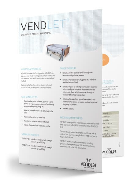 vendlet product sheet VENDLET V5+