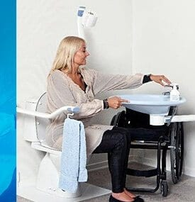 accessible bathroom system cat img Equipment and Accessories