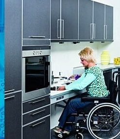 Ropox Accessible Kitchen Systems