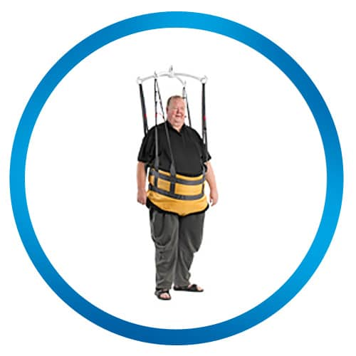 gait trainer bariatric Bariatric Slings