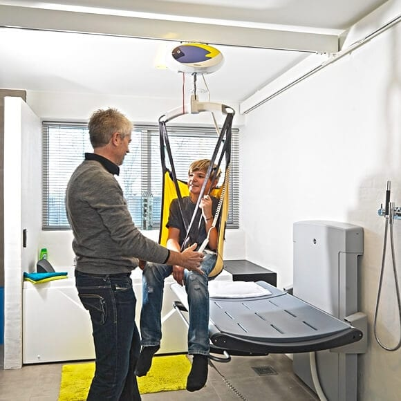 gh1 ceiling hoist a Ceiling Hoist Solutions for the Disabled Everything You Need to Know