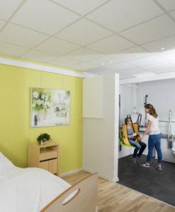 GHZ Ceiling Hoist Solution