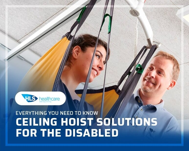Ceiling Hoist Solutions for the Disabled: Everything You Need to Know