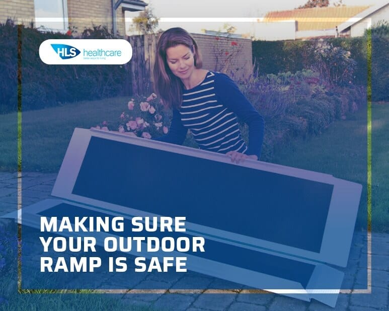 Making Sure Your Outdoor Wheelchair Support Is Safe