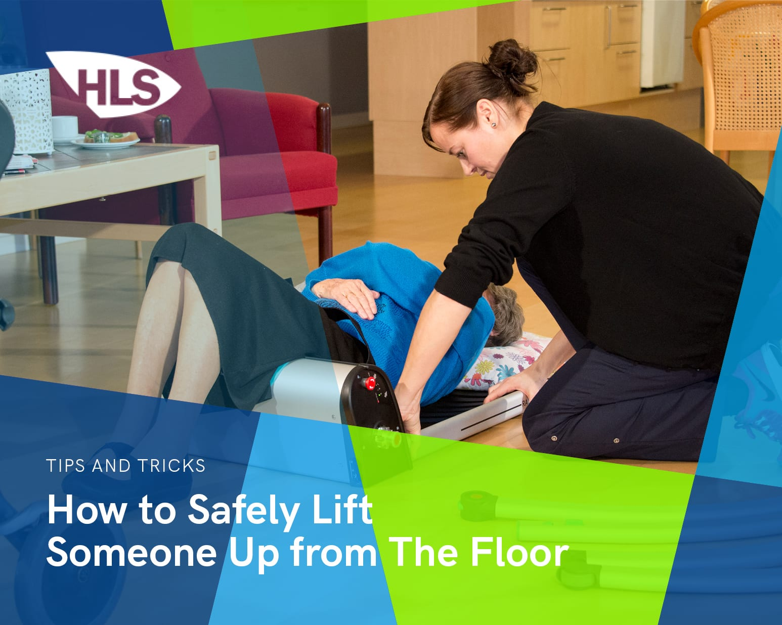How to Safely Lift Someone Up from The Floor