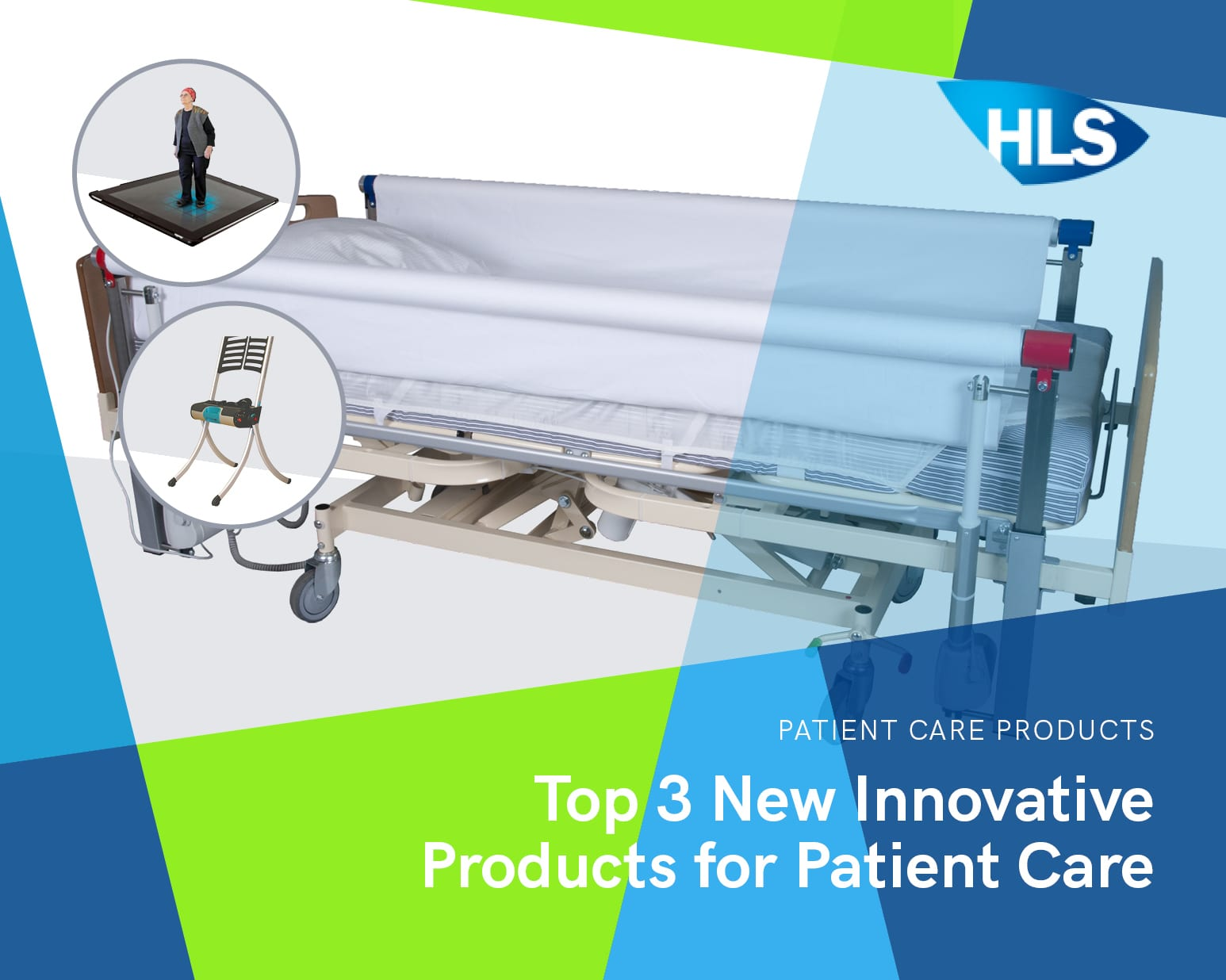 Top 3 New Innovative Products for Patient Care