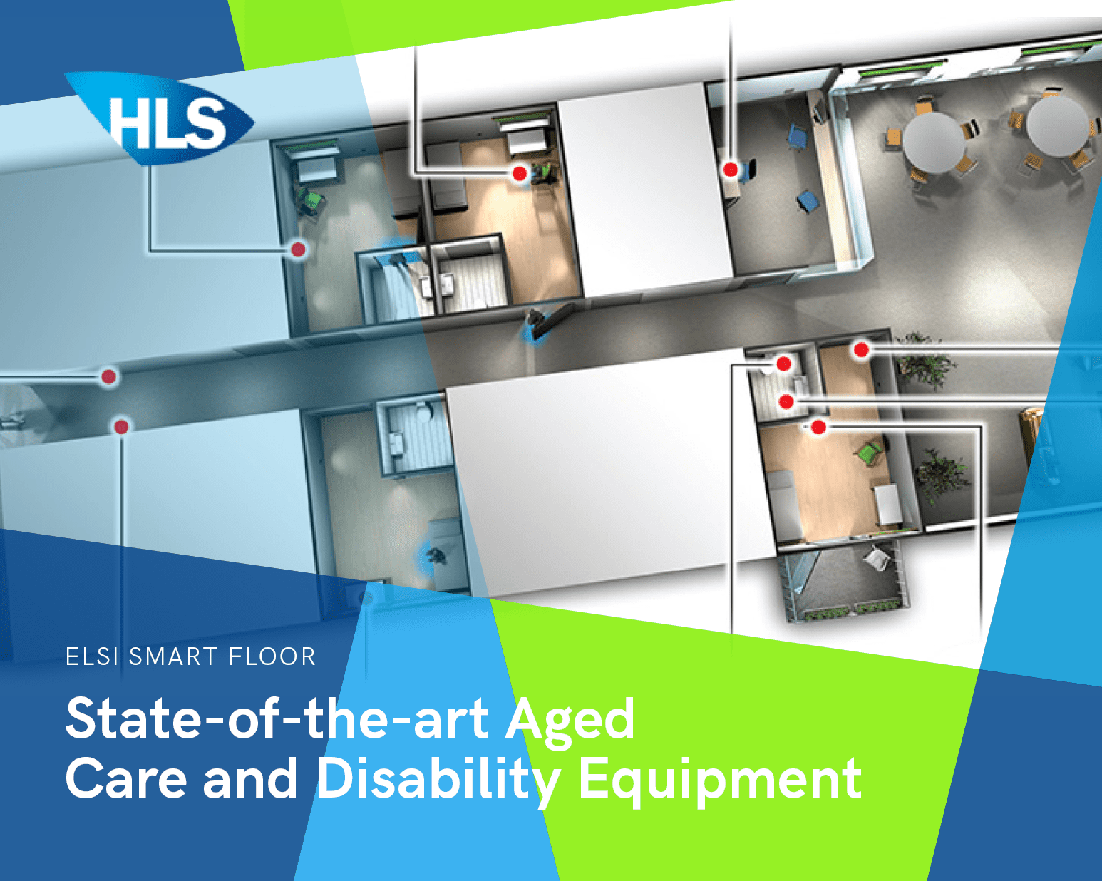State-of-the-art Aged Care and Disability Equipment - Elsi Smart Floor
