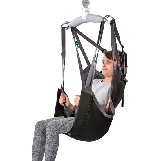 5347 03 sitoncomfort high kid 2017 frit Sit to Stand   Utilising Sling Lift Technology