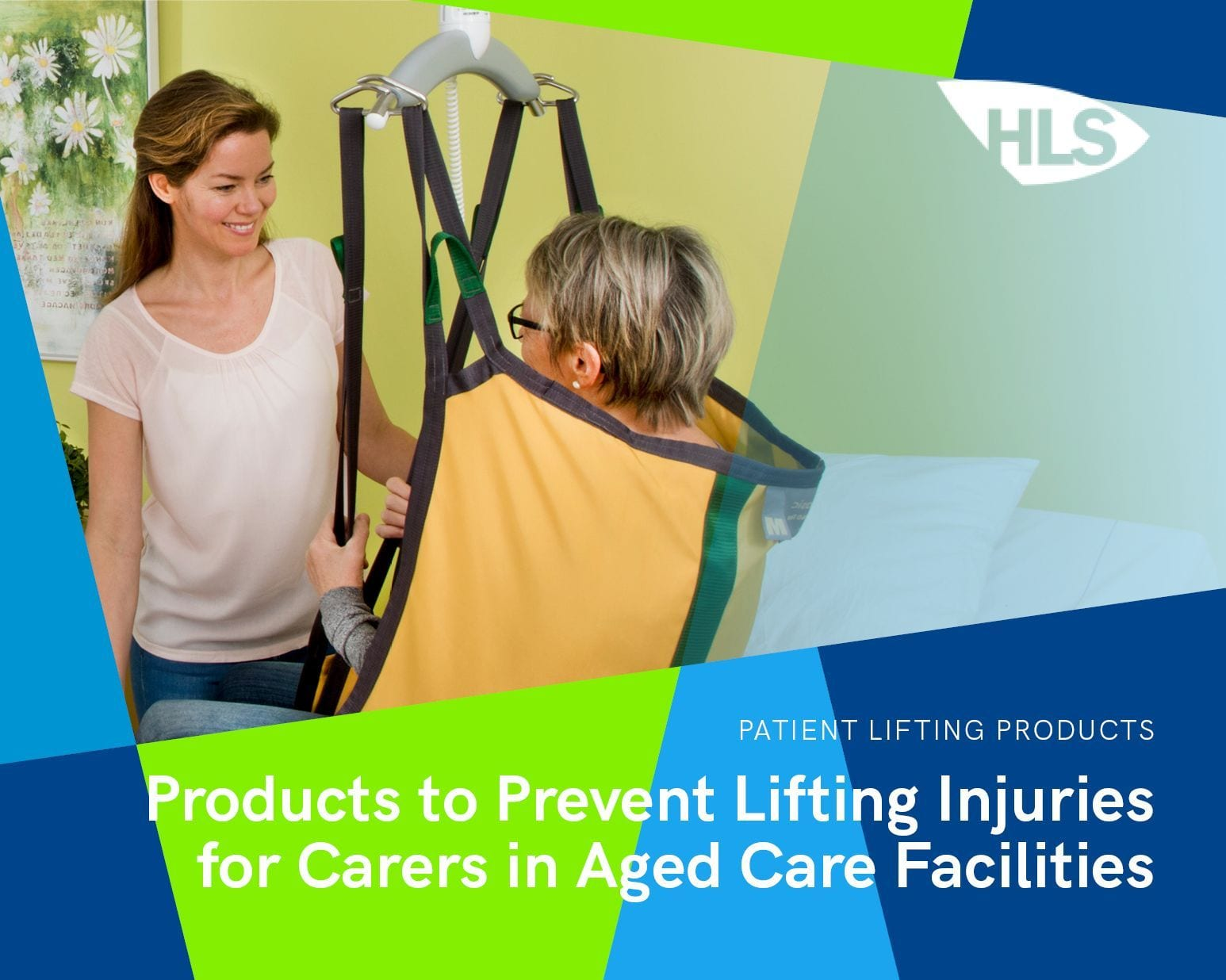 Products to Prevent lifting Injuries for Carers in Aged Care Facilities