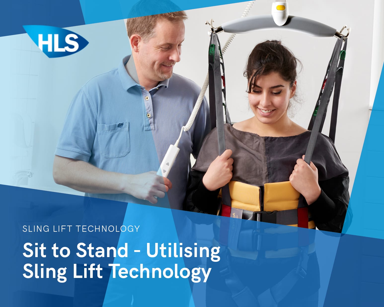 Sit to Stand - Utilising Sling Lift Technology