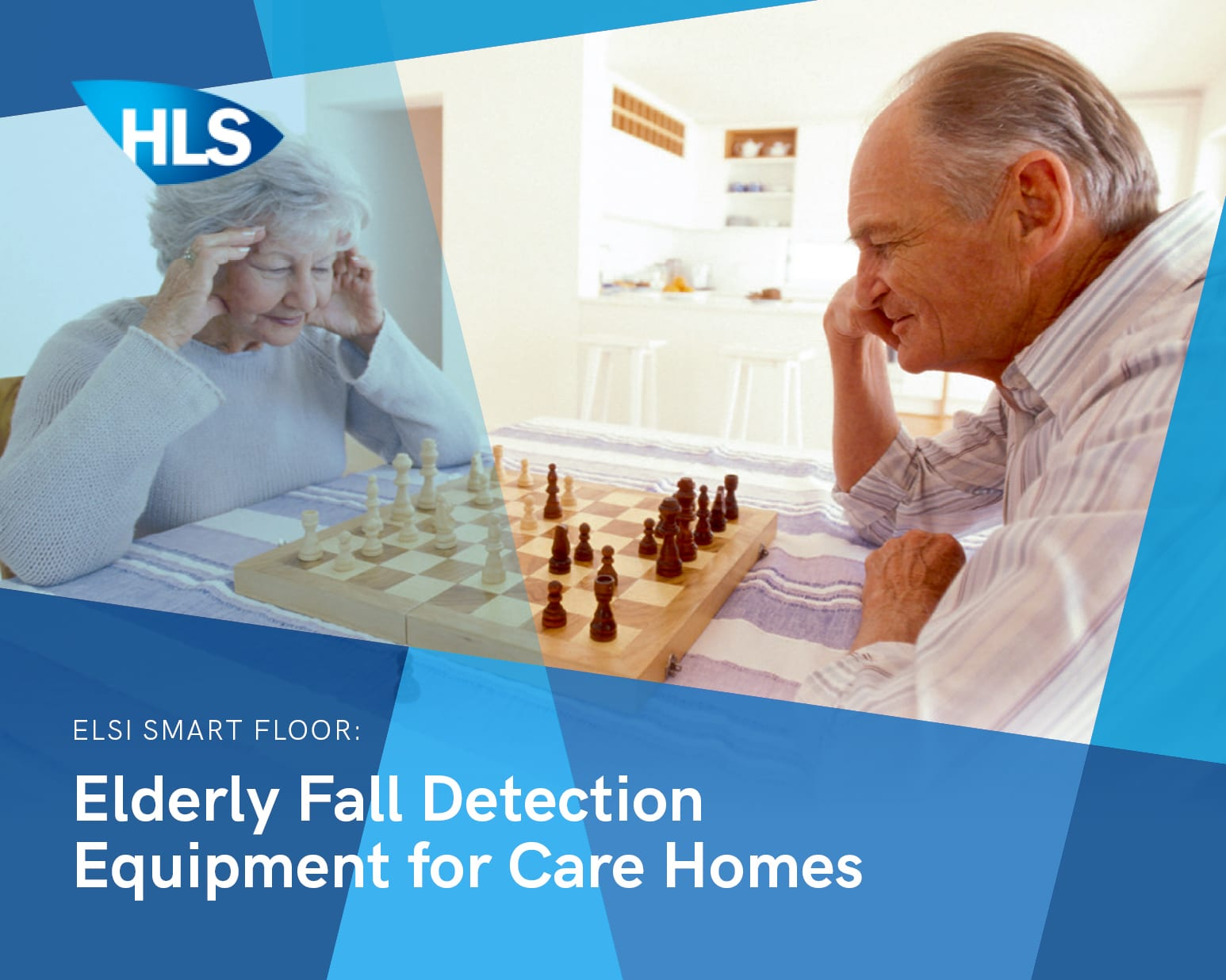 Elderly Fall Detection Equipment for Care Homes - Elsi Smart Floor