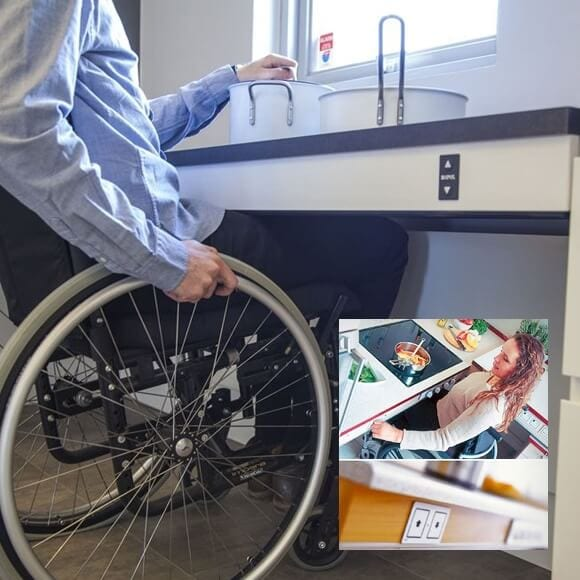 kitchen Top 5 Things to Consider When Designing Kitchens for the Disabled