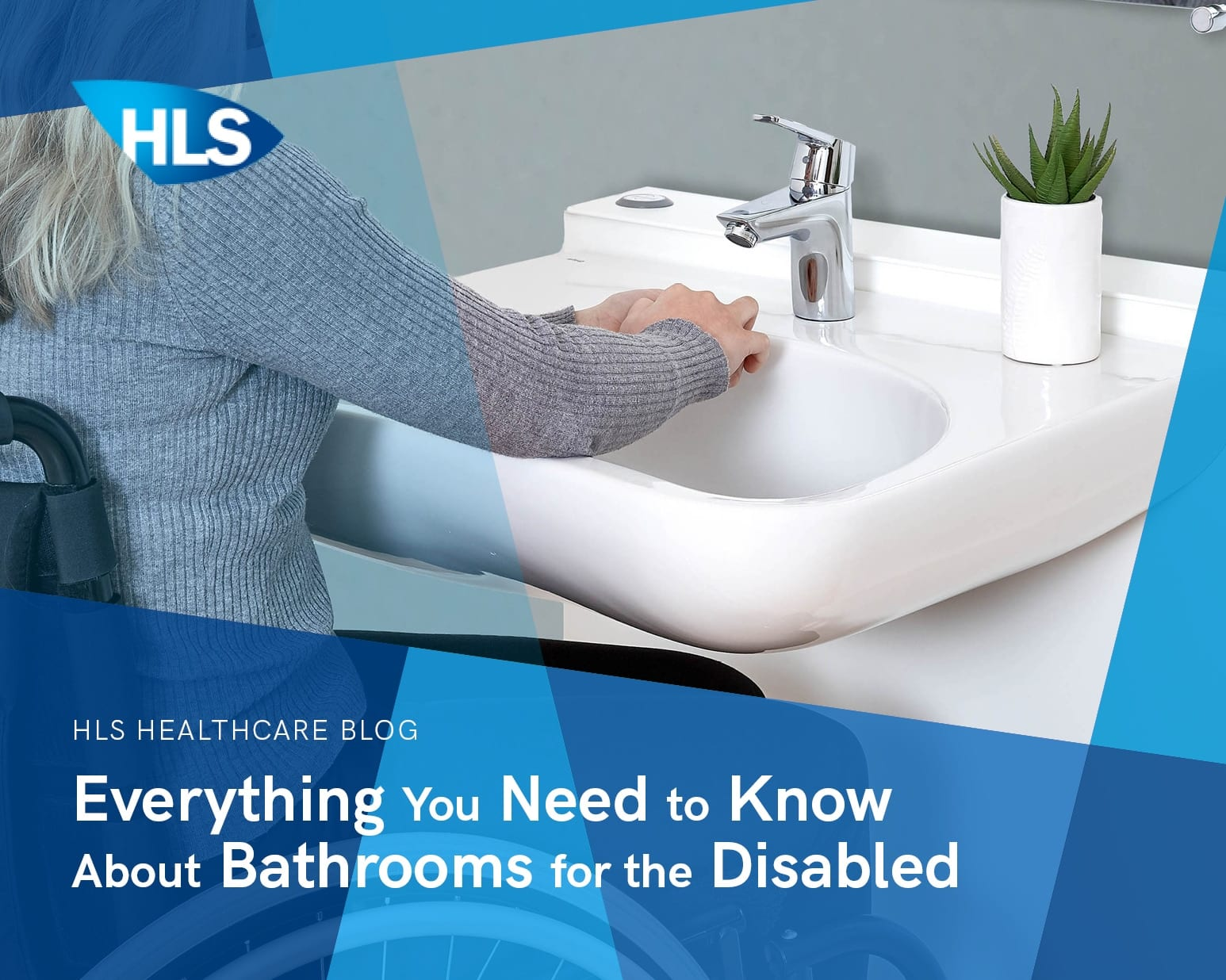 Everything You Need to Know about Bathrooms for the Disabled