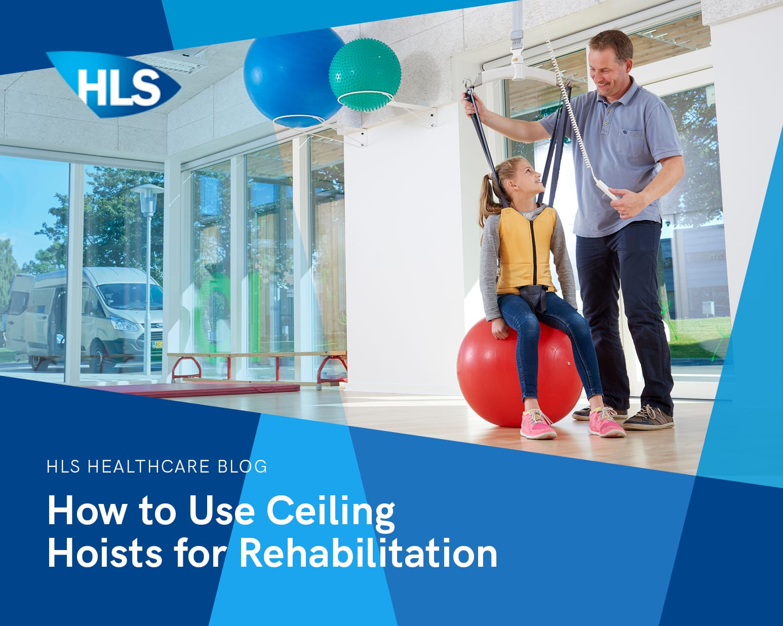 How to Use Ceiling Hoists for Rehabilitation