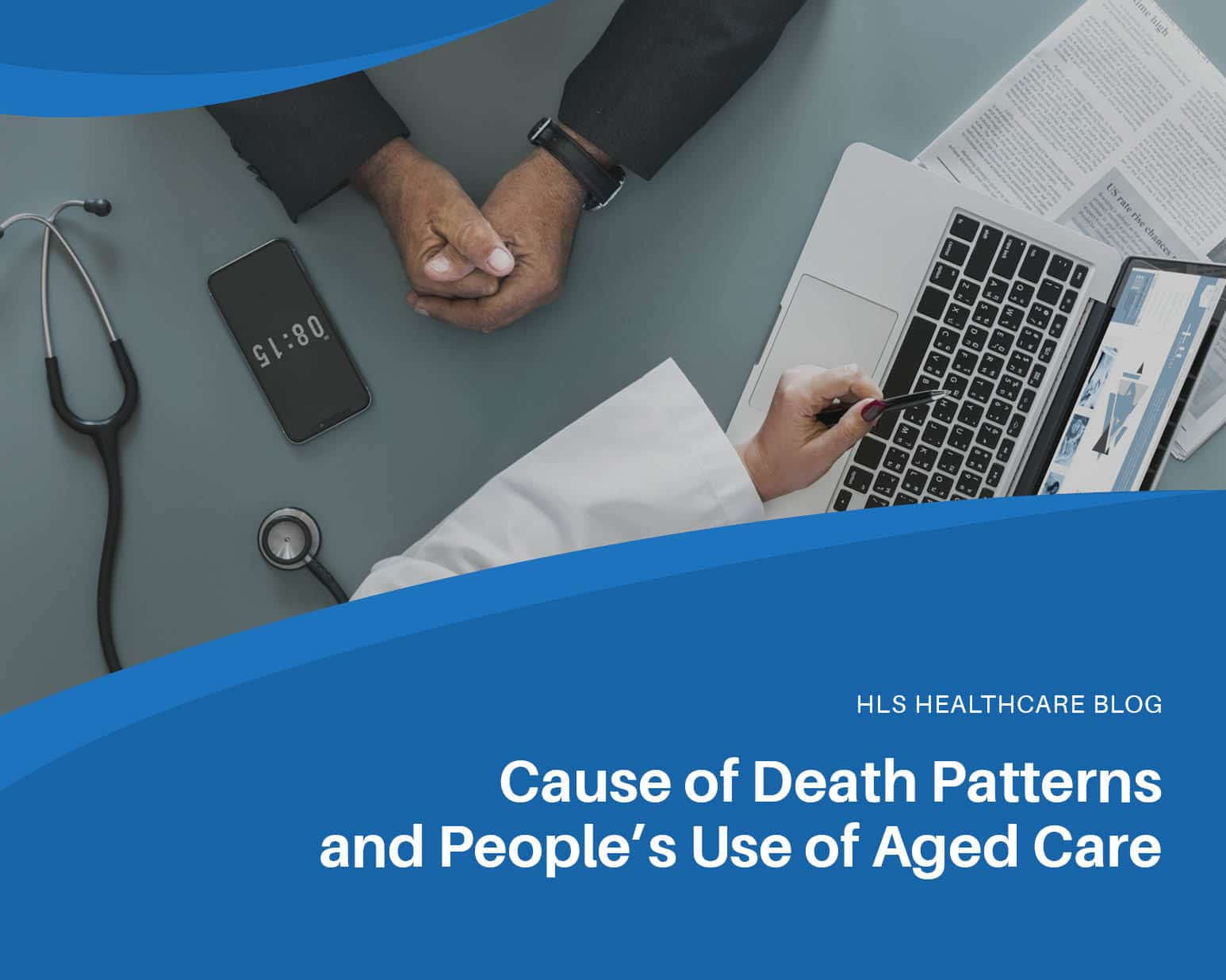 Cause of Death Patterns and People's Use of Aged Care