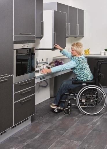 13 Building Suitable Homes for the Disabled or Elderly