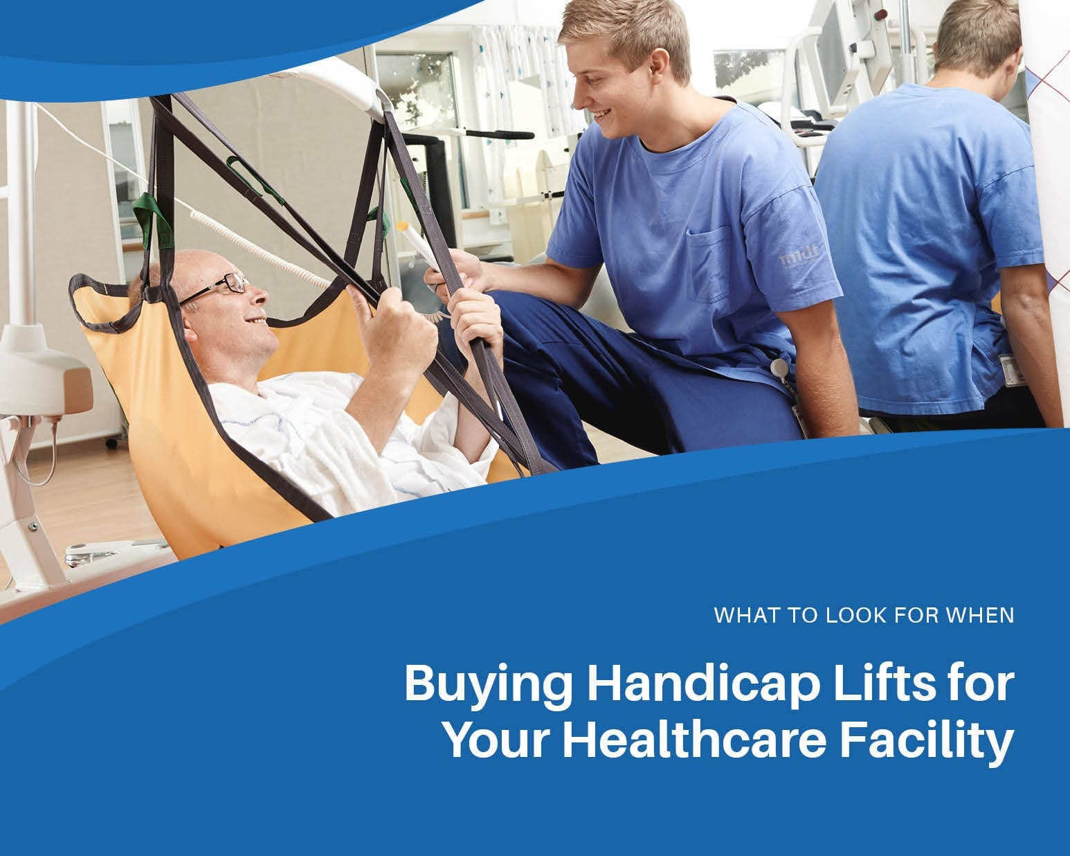 What to Look for When Buying Handicap Lifts for Your Healthcare Facility