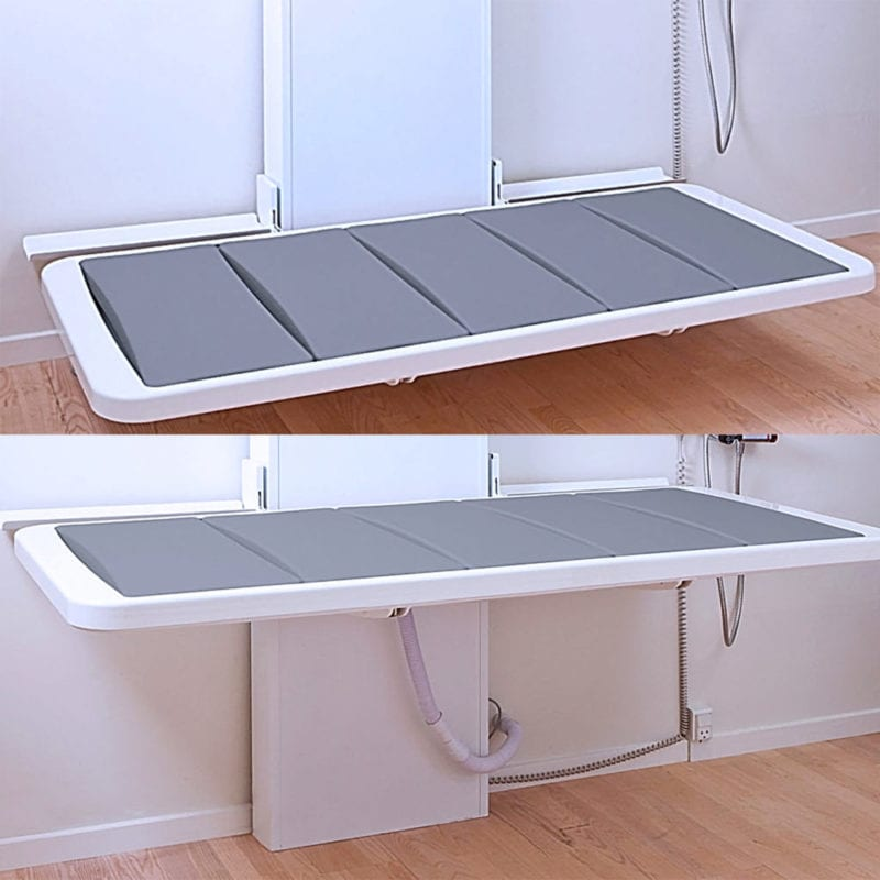 ropox shower changing bed c 1500px 1000x1000 800x800 Height Adjustable Changing Table