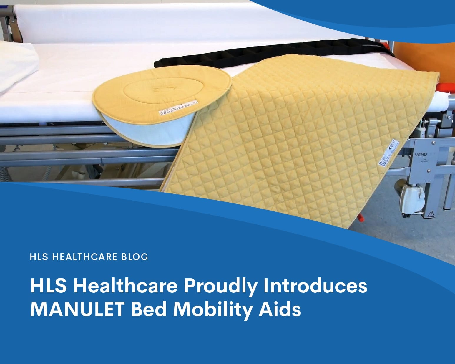 MANULET Bed Mobility Aids