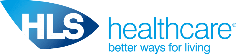 HLS Healthcare Logo with logo text and tagline 800x183 Branding Guidelines