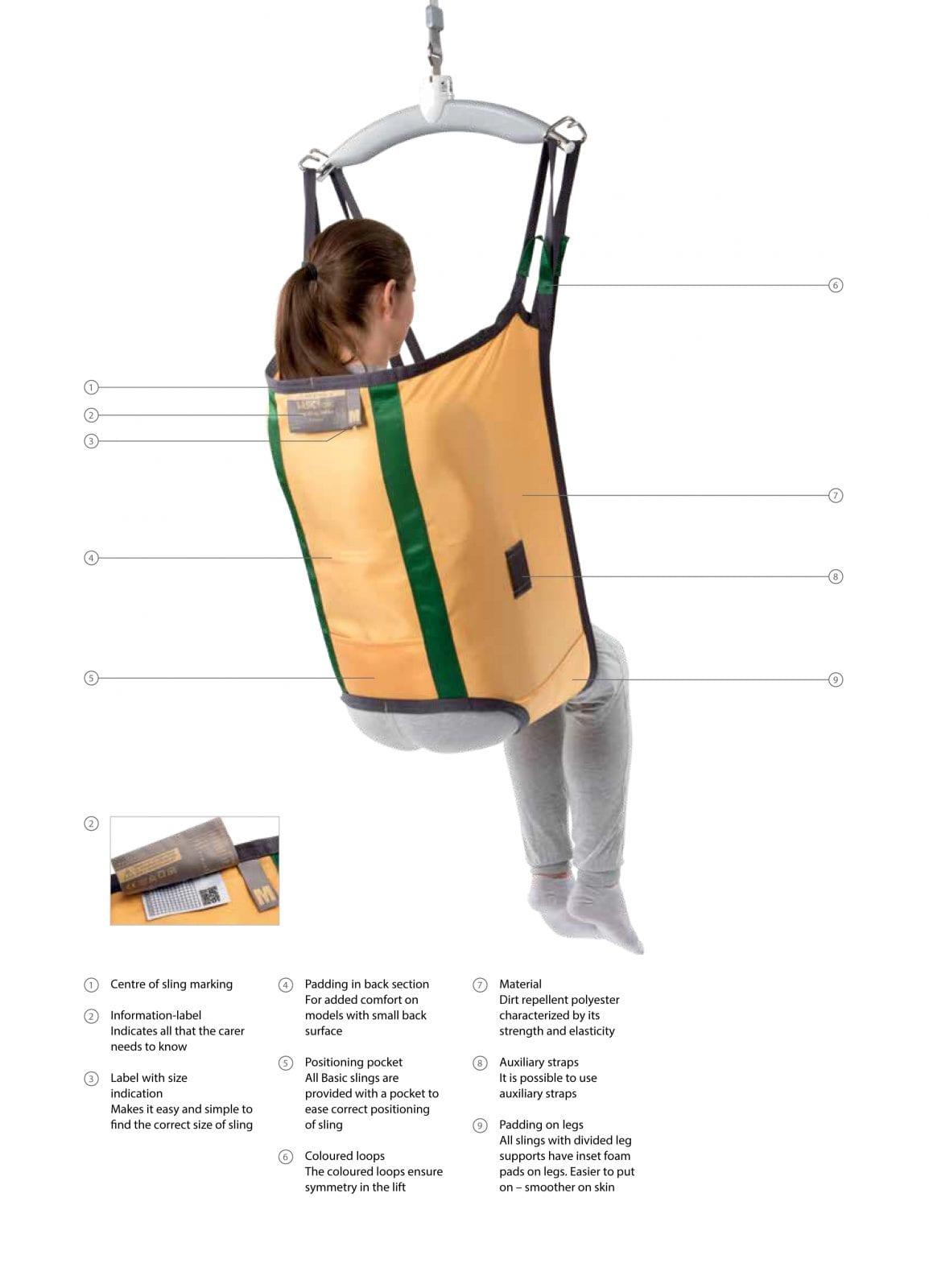 hoist sling